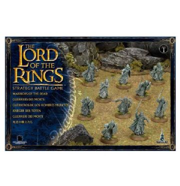 Games Workshop Warhammer The Lord Of The Rings Warriors Of The Dead